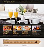 Hotels Website  Template 37951