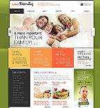 Website  Template 38018