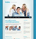 Website  Template 38023