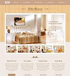 Furniture Drupal  Template 38045