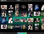Art & Photography Flash CMS  Template 38074