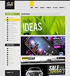 Website  Template 38090