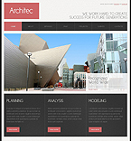 Architecture Joomla  Template 38108
