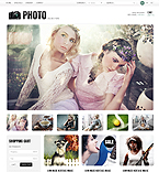 Art & Photography PrestaShop Template 38145