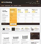 Web Hosting PrestaShop Template 38148