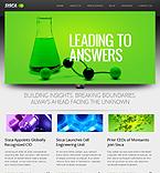 Science Joomla  Template 38151