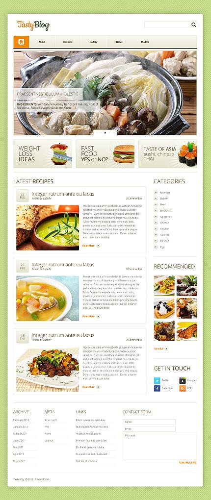 Drupal Template 38186 Main Page Screenshot