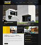 Real Estate Website  Template 38189