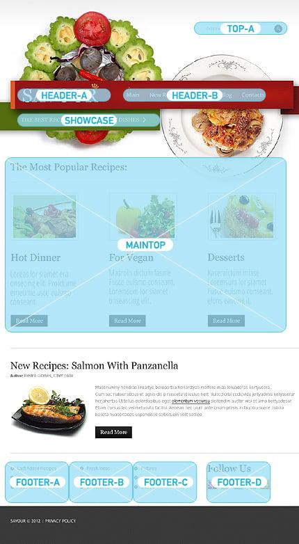 Joomla Theme/Template 38202 Main Page Screenshot
