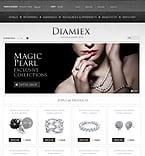Jewelry PrestaShop Template 38223