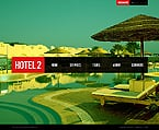Hotels Website  Template 38231