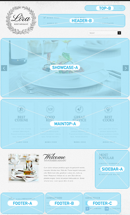 Joomla Theme/Template 38242 Main Page Screenshot