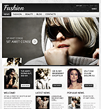 Fashion Drupal  Template 38261