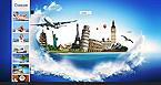 Travel Website  Template 38274