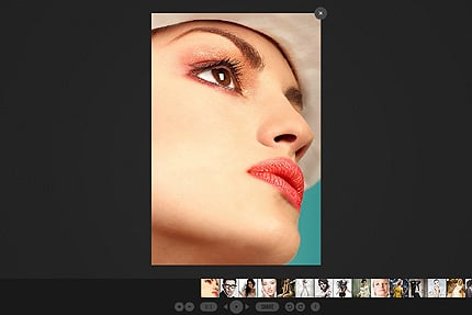 Template 38282 ( Gallery Page ) ADOBE Photoshop Screenshot