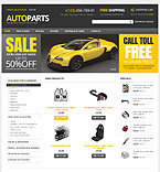 Cars osCommerce  Template 38286