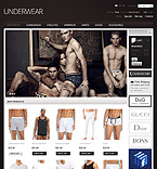 Fashion PrestaShop Template 38299