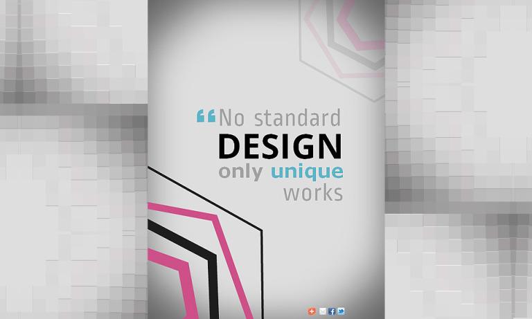 Design Studio Facebook Template New Screenshots BIG