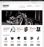 Cars osCommerce  Template 38313