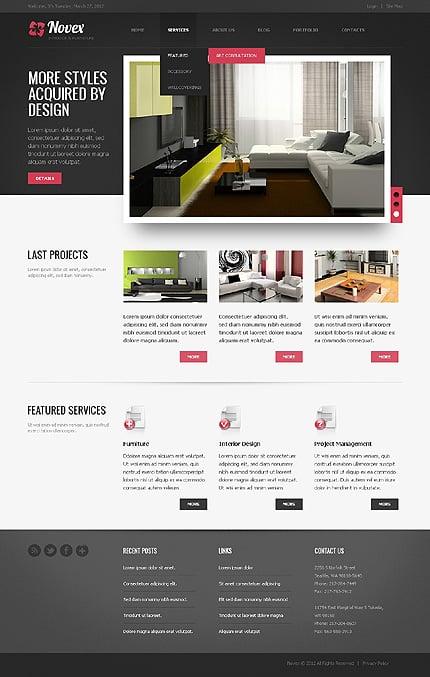 Drupal Template 38315 Main Page Screenshot