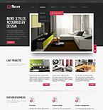 Furniture Drupal  Template 38315