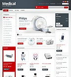 Medical PrestaShop Template 38326