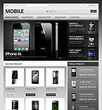Electronics PrestaShop Template 38330