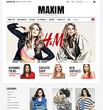 Fashion ZenCart  Template 38347