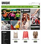 Fashion ZenCart  Template 38349