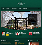 Hotels Drupal  Template 38357