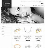 Jewelry PrestaShop Template 38365