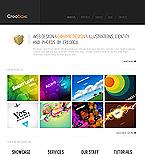 Web design Joomla  Template 38387