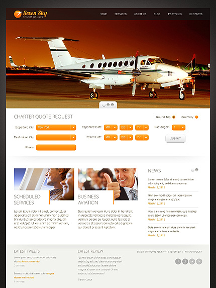 Drupal Template 38401 Main Page Screenshot