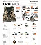Sport osCommerce  Template 38422