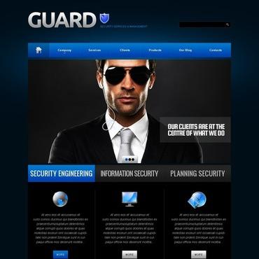 Security WordPress Theme #38459 by WT - WordPress Themes