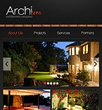 Architecture Facebook  Template 38465