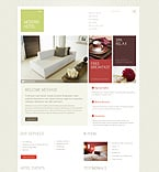 Hotels PSD  Template 38468