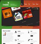 Web design Joomla  Template 38470