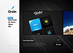 Web design Website  Template 38481