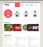 Web design Website  Template 38509