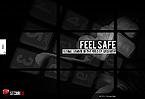 Security Website  Template 38515