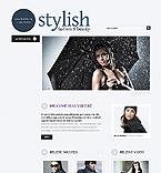 Fashion Website  Template 38523