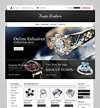 Jewelry PrestaShop Template 38539
