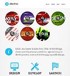 Web design Website  Template 38563