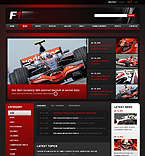 Cars Drupal  Template 38575