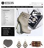 Fashion ZenCart  Template 38589