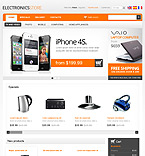 Electronics PrestaShop Template 38592