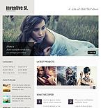 Art & Photography Facebook  Template 38631