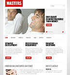 Website  Template 38669