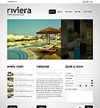 Hotels Website  Template 38671